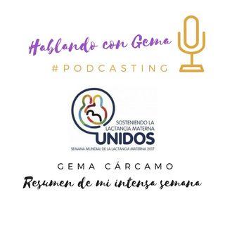 Episodio 16. Hablando de la Semana Mundial de la lactancia 2017