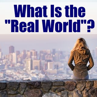 "What is the ""Real World""? – Is it a Mindset Result? – 02"