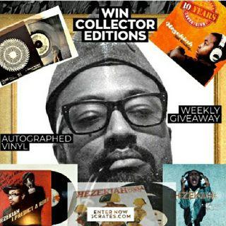 WIN A Hezekiah Collector's Edition Vinyl Album