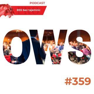 #359 Back to basics, czyli czym jest OWS