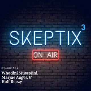 Skeptix EP3: - Crystals & Energy w/Marjae Angel.