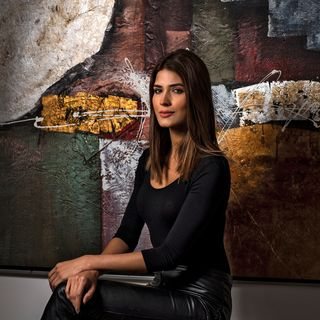 """""""Hasta la mujer mas bella del mundo tiene inseguridades, lo más importante es trabajar en uno mismo"""": Gabriela Tafur"""