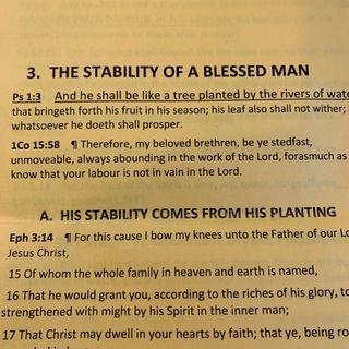 Episode 11 - Strength Through The Scriptures