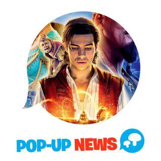Aladdin: il protagonista non trova più lavoro! - POP-UP NEWS