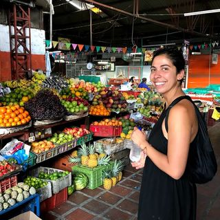 'I have a lot of nostalgia for some of Colombia's famous treats'