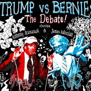 Trump vs Sanders Comedy Tour 2016
