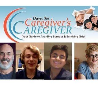 15 year Olds Changing Life for Caregivers - Cyrus Rosen & Asim Trimzi