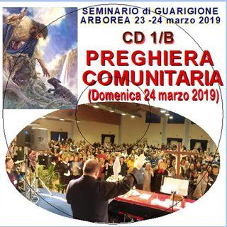 Preghiera Carismatica (domenica 24 marzo 2019)