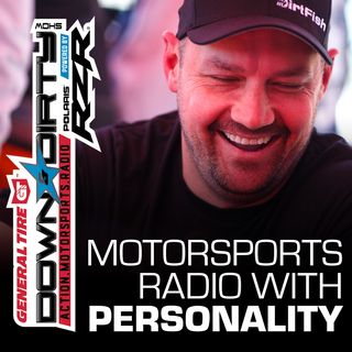 #426 - Supercross Legend Chad Reed and NASCAR Writer Kelly Crandall
