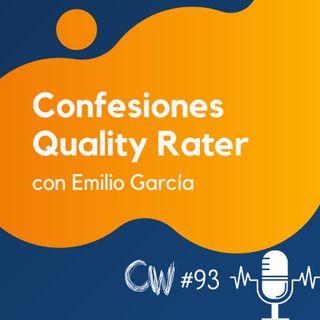 CONFESIONES de una QUALITY RATER DE GOOGLE #93