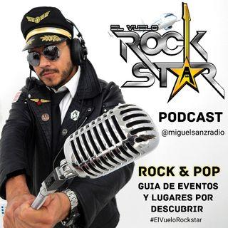 EL VUELO ROCKSTAR PODCAST N 1