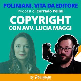 Copyright e Articolo 17 con Lucia Maggi