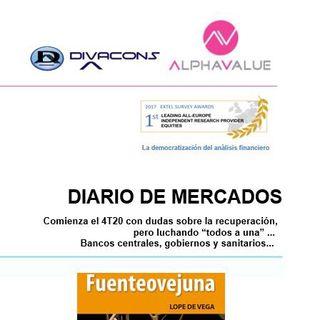 DIARIO DE MERCADOS Jueves 1 Oct