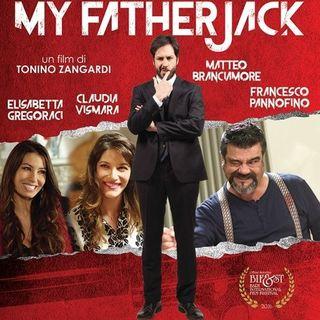 """Intervista a Francesco Pannofino e Matteo Branciamore  per """"My Father Jack"""""""