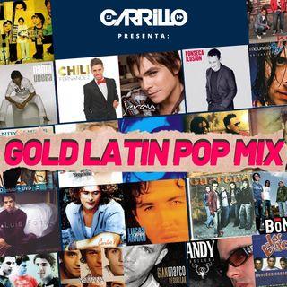 DJ Carrillo - Gold Latin Pop Mix