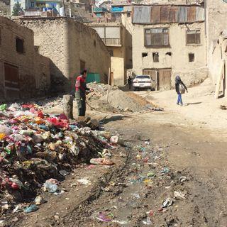 Parole Scompigliate - Afgani da copertina