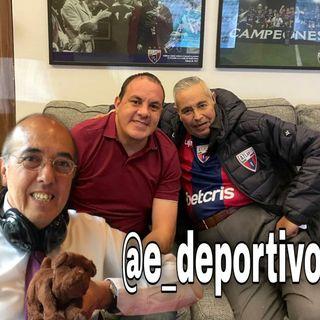 Comenzando semana, el Rudo y Pepe en Espacio Deportivo de la Tarde 21 de diciembre 2020
