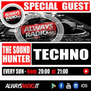 Massimo Salustri @ Always Radio with The Sound Hunter