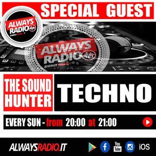 Massimo Salustri @ Always Radio with The Sound Hunter