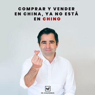 E5 - VENDIENDO PLÁTANOS A LOS CHINOS con Orlando Olmeda