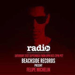 Beachside Records Radioshow Episode # 022 by Felipe Michelin