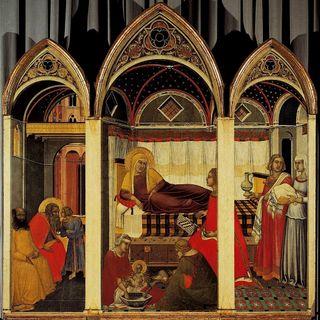 Il letto nel Medioevo
