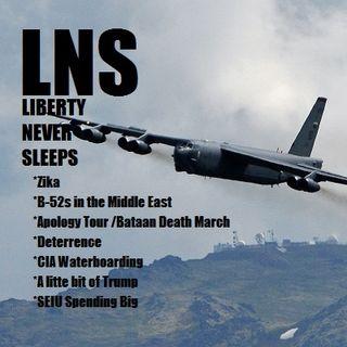 Liberty Never Sleeps 04/12/16 Show
