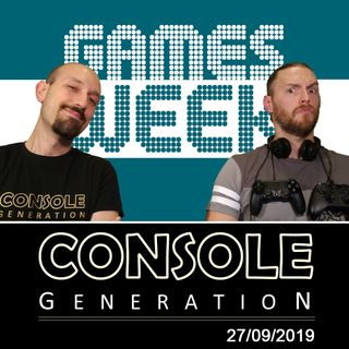 Milan Games Week 2019 - CG Live 27/09/2019
