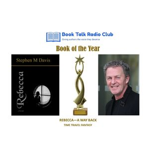 Stephen M Davis Book of the Year 2019 Interview