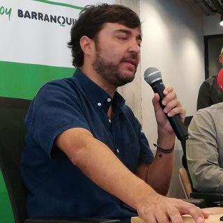 RADAR. El alcalde de Barranquilla Jaime Pumarejo y el apoyo del gobierno central. Las cosas han mejorado