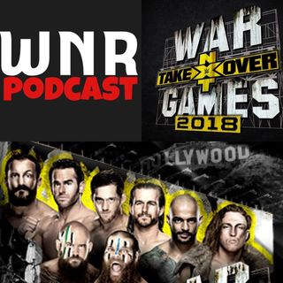 WNR190 WWE NXT TAKEOVER WARGAMES