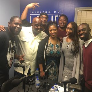 THE BEAT BREAK MORNING SHOW FEAT. THE UNLIMITED COMEDIANS PART 1 10/15/2018