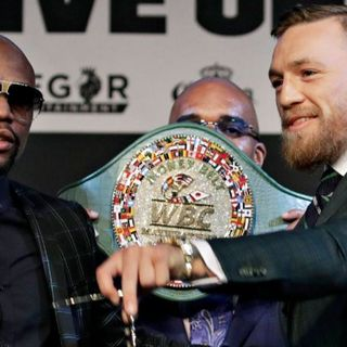 Inside Boxing Weekly:Mayweather-McGregor, Cotto-Kamegi Preview Show and More