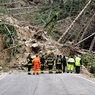 Frane, crolli e voragini: ecco quali sono le aree più colpite