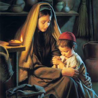 Mary is Our Guide to God