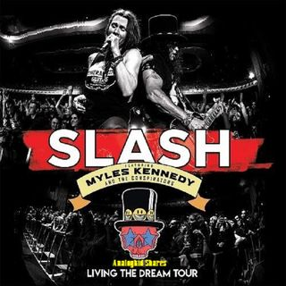 Especial SLASH LIVING TH DREAM TOUR DELUXE EDITION 2019 Classicos do Rock Podcast #Slash #LivinhTheDreamTour #starwars #obiwan #yoda #twd