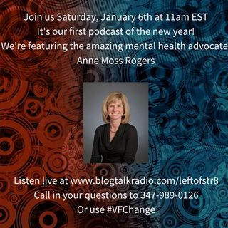 VFC 2.0:  Special Guest Anne Moss Rogers