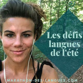 #1 Le défi de l'été : 1 podcast = 1 défi langue
