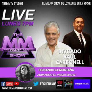 THEMMSHOW  INVITADO RAUL CARBONELL  ANIMACION FERNANDO LA MONTAÑA  THEMMTV STUDIO