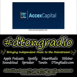 #MusicMonday on #dtongradio - Powered by AccexCapital.com