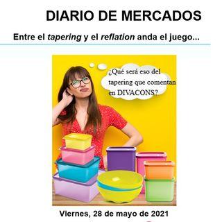 DIARIO DE MERCADOS Viernes 28 Mayo