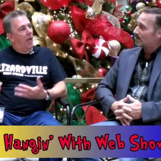 A Visit to  Lizardville with Author Steve Altier interview on the Hangin With Web Show