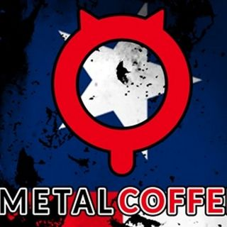 METAL COFFEE PODCAST AUG 13TH