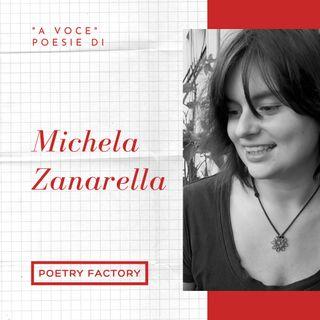 A voce - tre poesie di Michela Zanarella