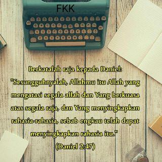 Exsplorasi Kitab Daniel 2:46-49