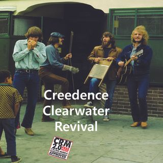 """Friday Night Electricity """"Creedence Clearwater Revival"""" by Alfred Antipyrine"""
