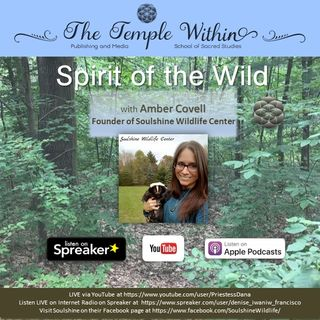 """""""Spirit of the Wild"""" with Amber Covell"""