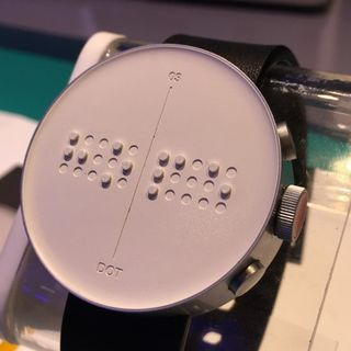 Dot el Smartwatch que no llego o no quiso sacar Apple