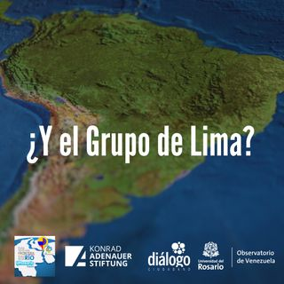 ¿Y el Grupo de Lima?