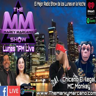 Tonight Invitados El Chico ilegar Chicano | MC Monkey | Entrevista-Relajo-Videos Musicales